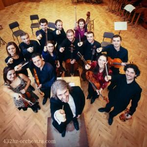 432 Hz Orchester auf Facebook
