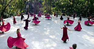 Meditation Music - Whirling Sufis